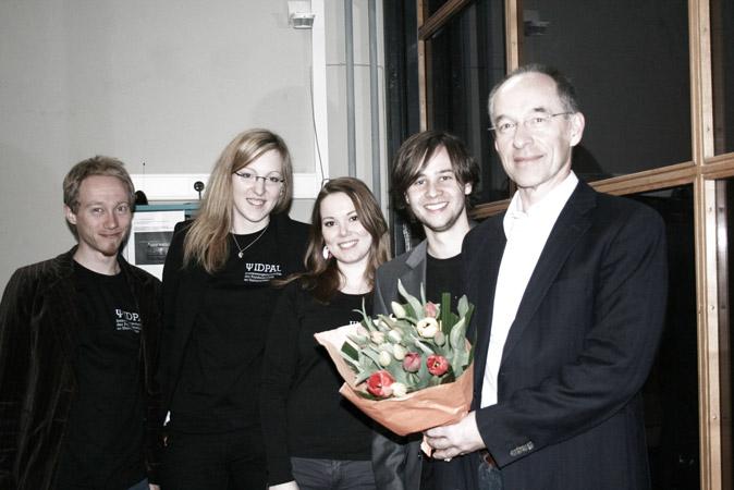 Einige Mitglieder der IDPAU e.V. (Stand April 2013) und Dr. Heribert Blass